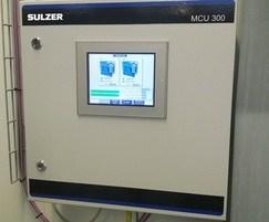 Turbocompressors control unit