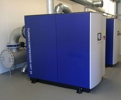 Sulzer turbocompressors  for dairy plant
