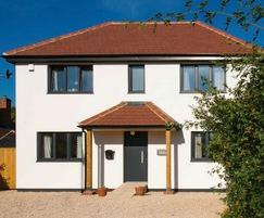 Custom-build residential home