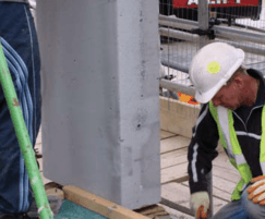 Thin-joint blocks for sustainable home development