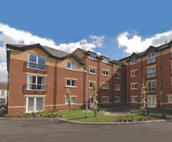 Ribbon Court special needs care home, Telford