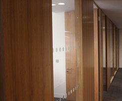 Timber doors, frames and glazed screens