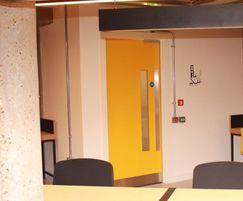 Interior doorsets