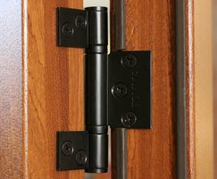 Runners Sliding Door Systems: Tommafold bifold door gear now available in black