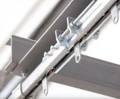 Multirail Auto overhead conveyor system