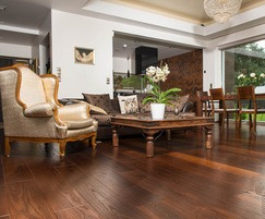 Thermory thermo-treated ash flooring