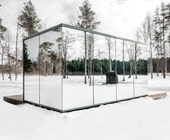 Insulated Mirastar glazing