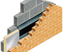 Cavity Trays: Protection and wet deflection - best practice