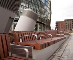 Omos bespoke seating, Manchester