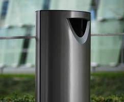 s11.3 stainless steel litter bin
