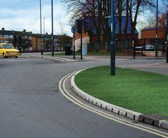 ACO KerbDrain used on Derby Ring Road - see case study