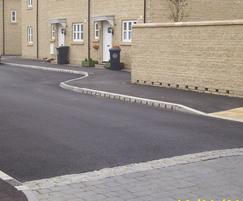 ACO KerbDrain used at Henry Box housing estate