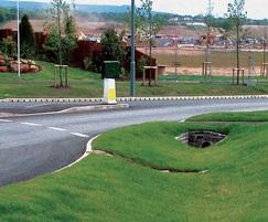 ACO KerbDrain used at Buckshaw village - see case study