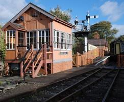 StormBrixx soakaway system for heritage centre