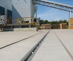 SUDS - Mansfield Brick facility