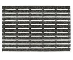 ACO inDoor anthracite carpet & aluminium mat