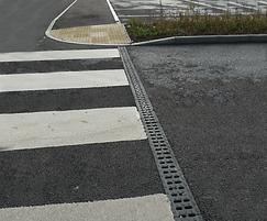 ACO RoadDrain® installation