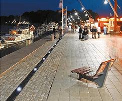 ACO channel lighting systems
