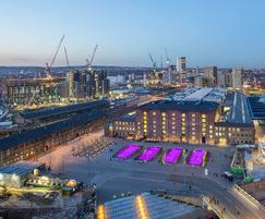 ACO water management at King's Cross