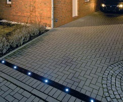in ground lighting. ACO Water Management: Eyeleds Combined Drainage/lighting System In Ground Lighting R