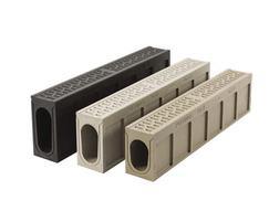 ACO MonoDrain one-piece channel drainage system
