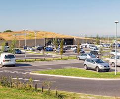 Gloucester Gateway M5 motorway services