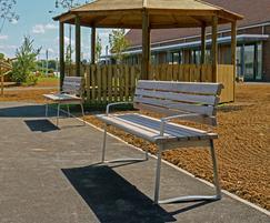 Meko benches – Berewood Primary School