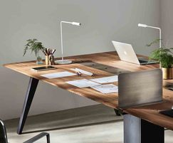 Victoria workbench style meeting table