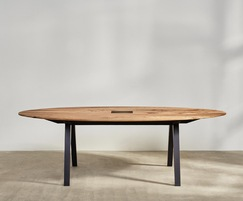 Victoria Elliptical meeting table