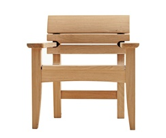 Chico chair in FSC European oak