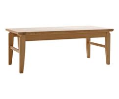 Chico low table in FSC European oak
