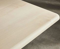Sage dining table - sycamore, designer - David Rockwell