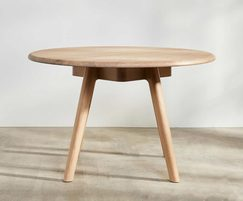 Sage round dining table available in two sizes