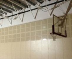 Window Film Company UK: Window films create a sound solution for a sports hall