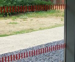 Glass manifestation designs