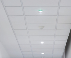 Energy efficient Concord luminaires