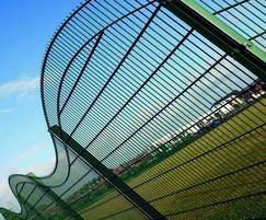 Perimeter fencing systems for Buckshaw Village Primary