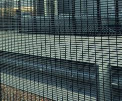 Securus-Lite™ flat panel fencing system