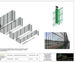 CLD Fencing Systems: CLD develops BIM objects to architect requirements