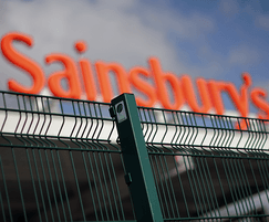 Sainsbury's flagship store at Heaton Park, Manchester