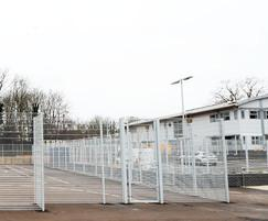 Dulok Rebound and Exempla Fencing for primary school