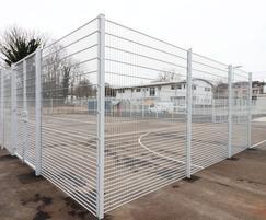 Dulok Rebound Fencing, Garfield Primary School