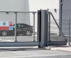 Slidemaster SR1 Sliding Gate