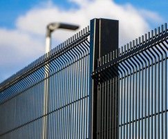 Ultimate Extra SR1 high security fencing from CLD