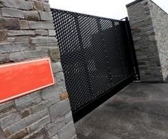 SR1 sliding gate LPCB