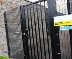 LPS 1175 SR1 security swing gate