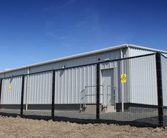 Data Centre Physical Security Fencing System
