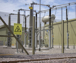 CLD Fencing Systems: Electrical substations - danger signs