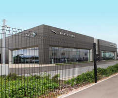 Security solution for Williams Group car dealership