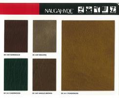Nauga Leather contract fabric